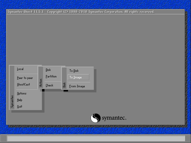 利用PXE网卡启动进行Ghost网络克隆